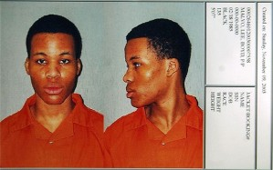 Lee Boyd Malvo mug shot