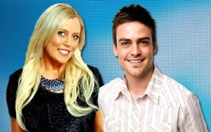Mel Greig and Michael Christian, Radio Hosts, 2Day FM Radio, Sydney, Australia