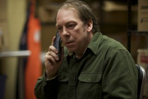 "Bill Camp as Van Balcer in ""Compliance"""