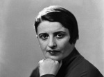 Ayn Rand, author of The Virtue of Selfishness