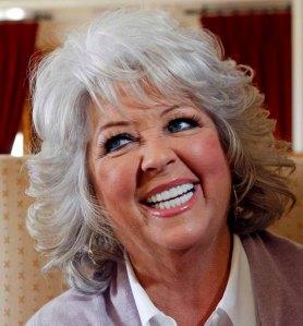 Paula Deen happy in earlier days