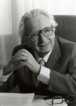 Viktor Frankl in 1975