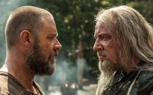 Noah faces off against Tubal-cain