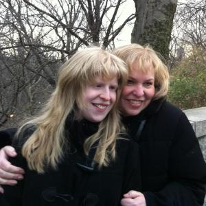 Ashley and Donna Appell, leaders in the Hermansky-Pudlak Syndrome Network