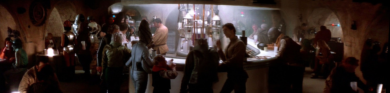 Star Wars Alien Bar Scene