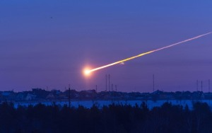 Chelyabinsk meteor, Russia, 2013