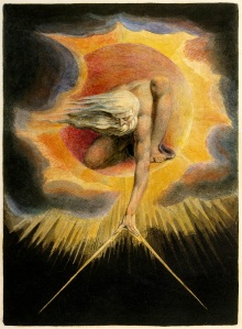 The Ancient of Days, by William Blake, 1794