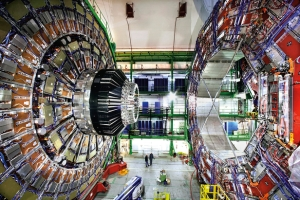 The CERN Large Hadron Collider, Geneva, Switzerland