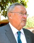 Guy Scott, Interim President of Zambia, 2014