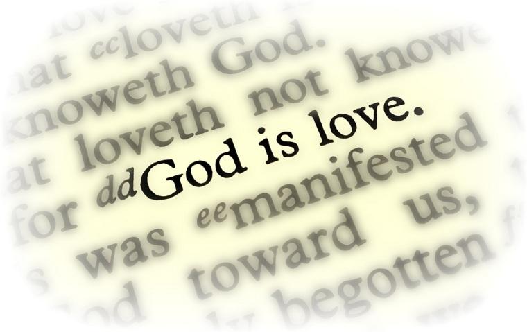 Image result for God is love