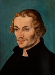 Philipp Melanchthon, by Lucas Cranach the Elder