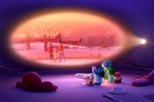 Pixar's Inside Out: A Happy Childhood Memory