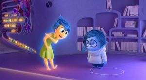 Pixar's Inside Out: Joy and Sadness