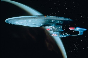 Space: The Final Frontier? - Star Trek: The Next Generation