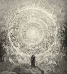 The Beatific Vision, by Gustave Doré (1832-1883)