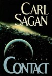 Contact, by Carl Sagan (first edition, 1985)